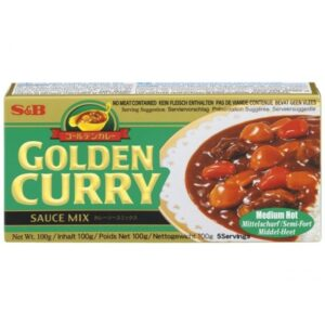 Golden Curry Sauce Mix