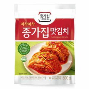 Kimchi Cabbage 500g - Jonga