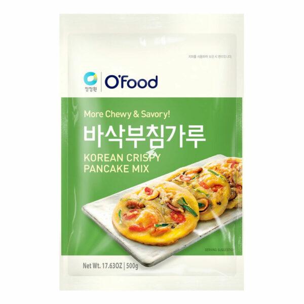 Korean Crispy Pancake 500g - O'Food