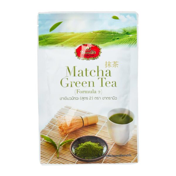Matcha Green Tea 100g - Cha Tra Mus
