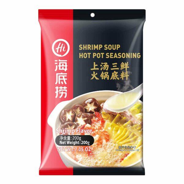 Shrimp Flavour Hot Pot Seasoning 200g