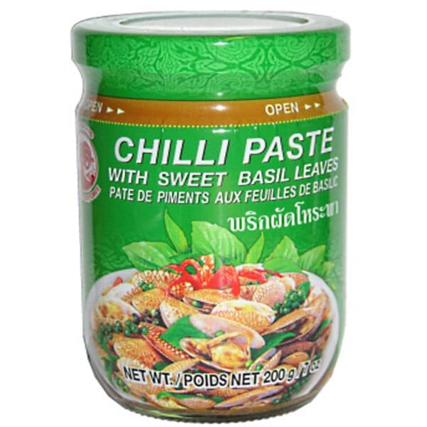 Cock-Chili-Paste-with sweet basil
