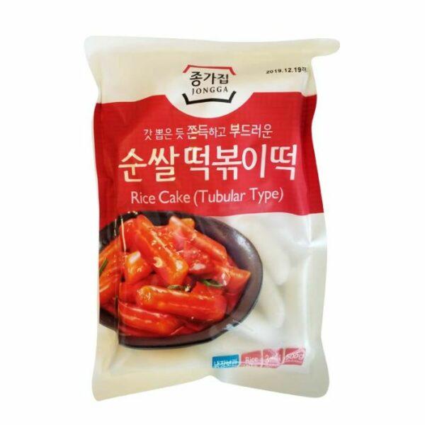 korean-jongga-rice-cake-tubular-type-500g