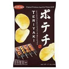 Teriyaki chips