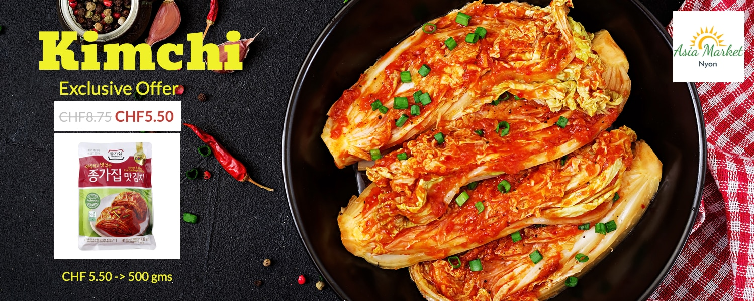 Kimchi Exclusive Offer