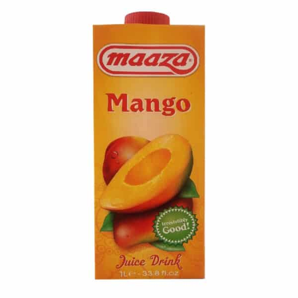 Maaza mango juice