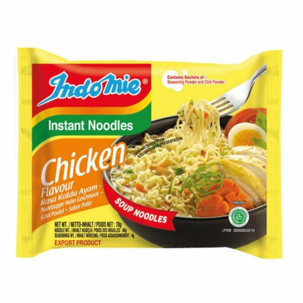 Mi Goreng Chicken